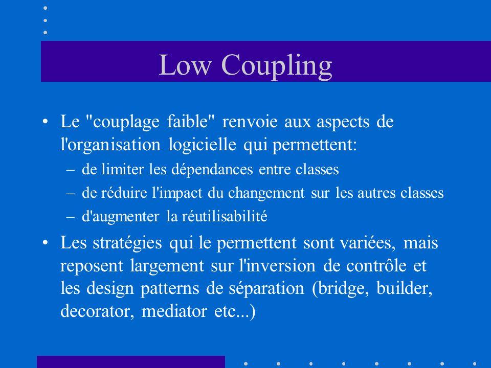 Low Coupling Le