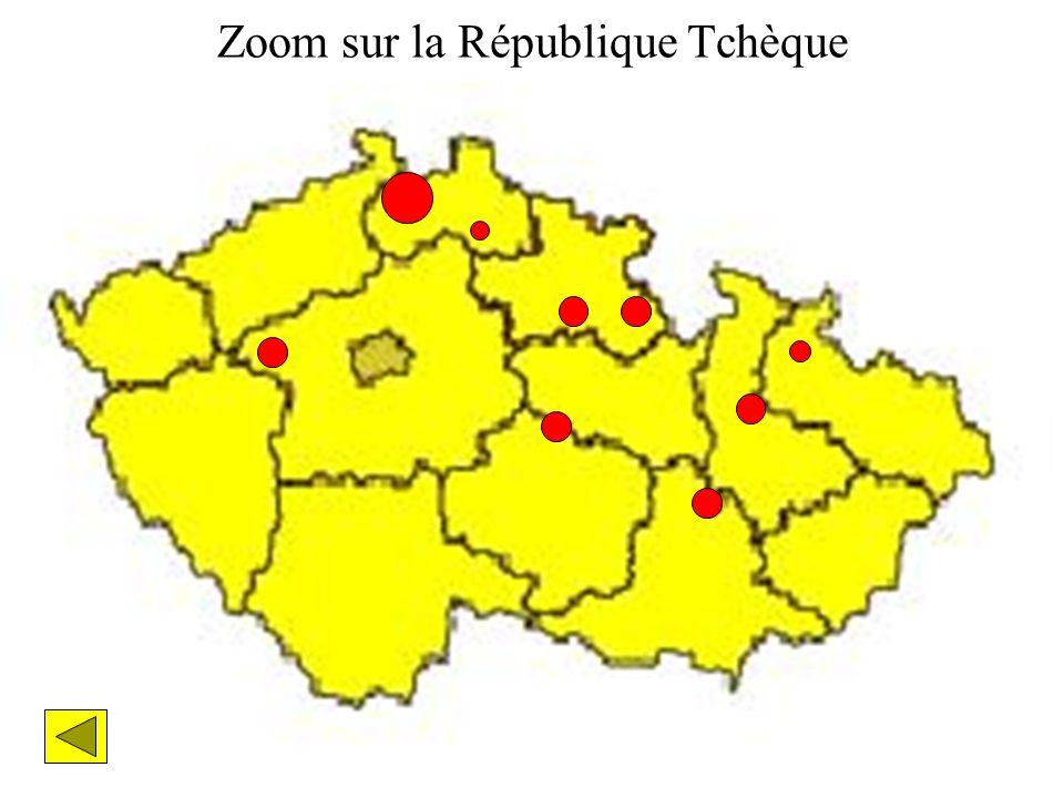 Zoom sur la République Tchèque