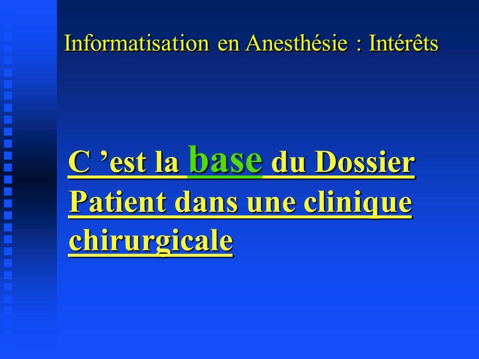 Informatisation : cahier des charges (7) Télémaintenance Budget compatible avec un financement intégralement supporté par le groupe médical et non par