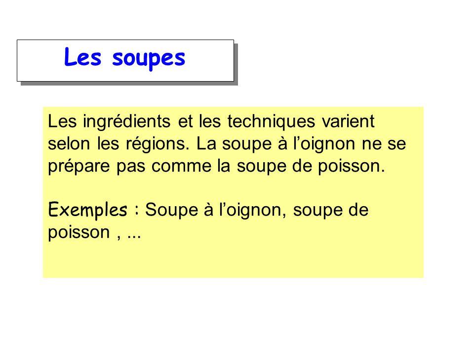 Les crèmes et veloutés Poireaux, légumes, beurre, légumes de base, fond blanc ou fumet de poisson ou de crustacés. Suer les poireaux. Singer. Mouiller