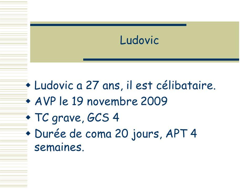 Ludovic Ludovic a 27 ans, il est célibataire.