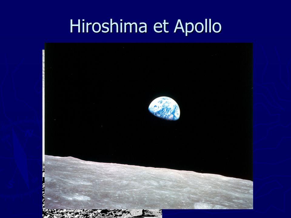 Hiroshima et Apollo