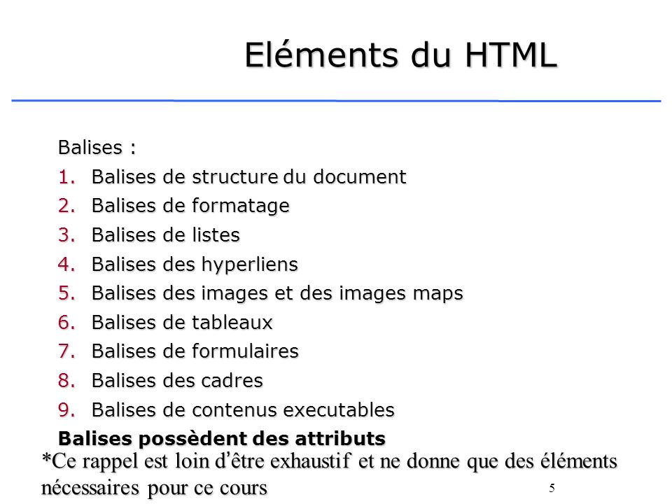 46 Références http://www.w3c.org/Style/CSS http://www.w3schools.com/css http://www.websitetips.com/css/index.html