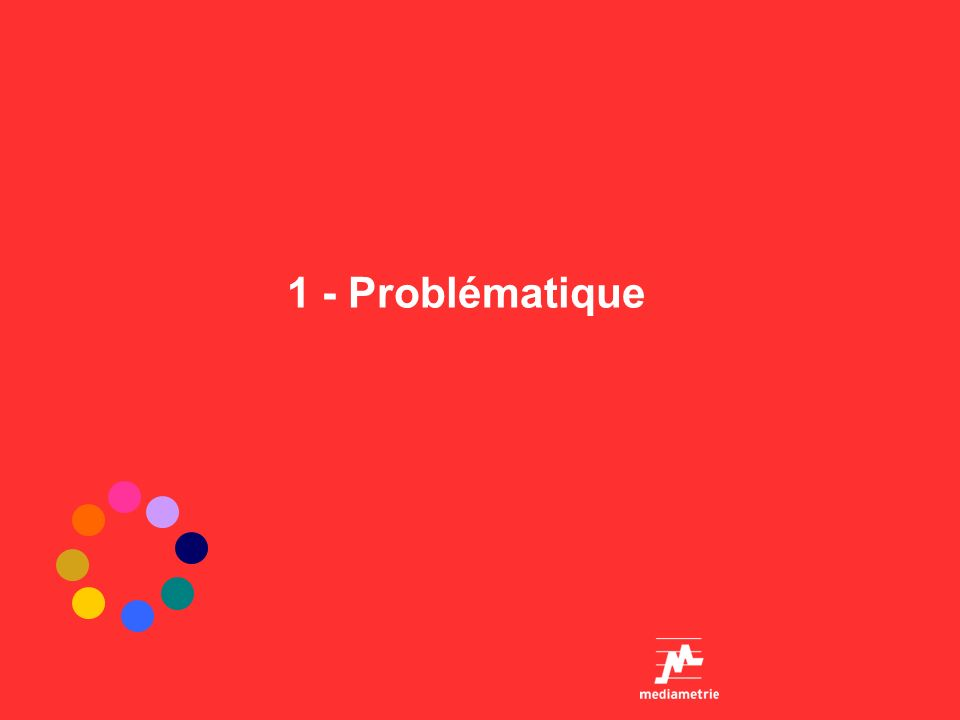 1 - Problématique