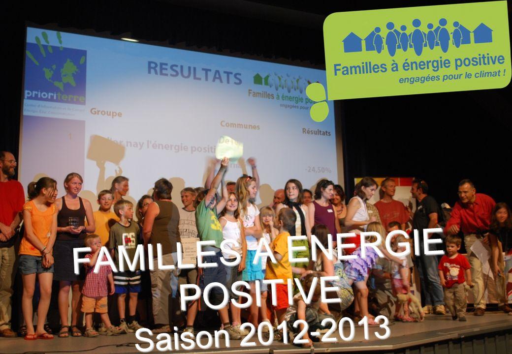 www.familles-a-energie-positive.fr FAMILLES A ENERGIE POSITIVE Saison 2012-2013