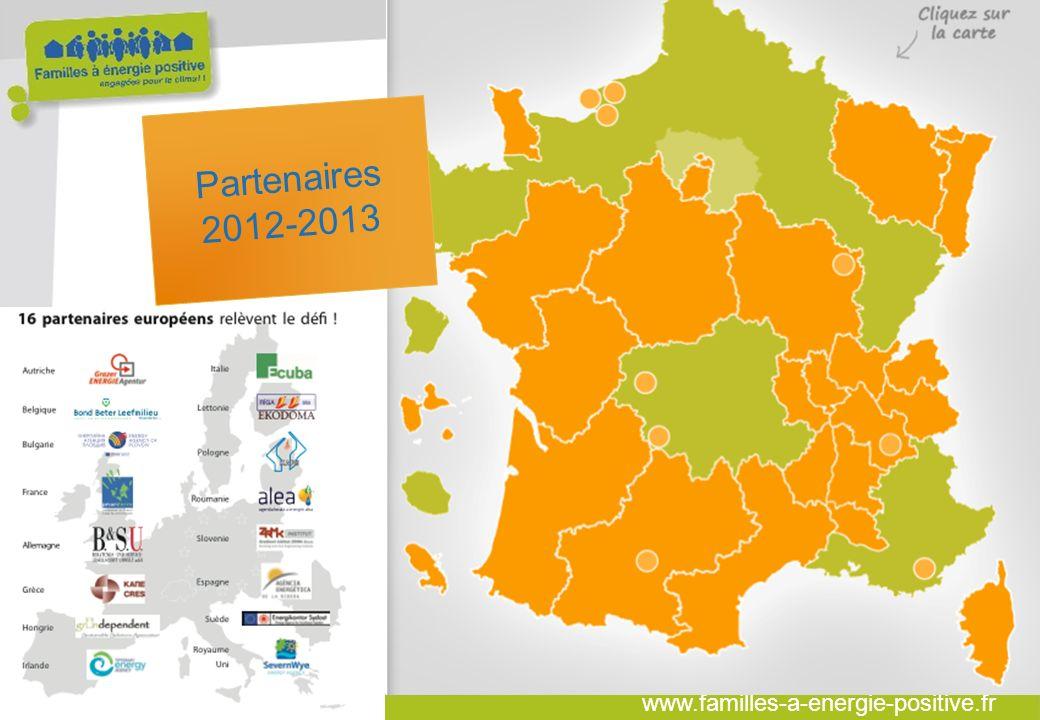 www.familles-a-energie-positive.fr Partenaires 2012-2013