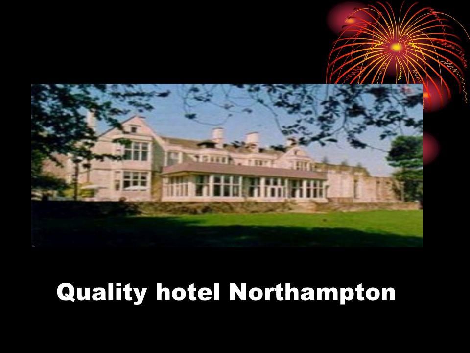 Quality hotel Northampton
