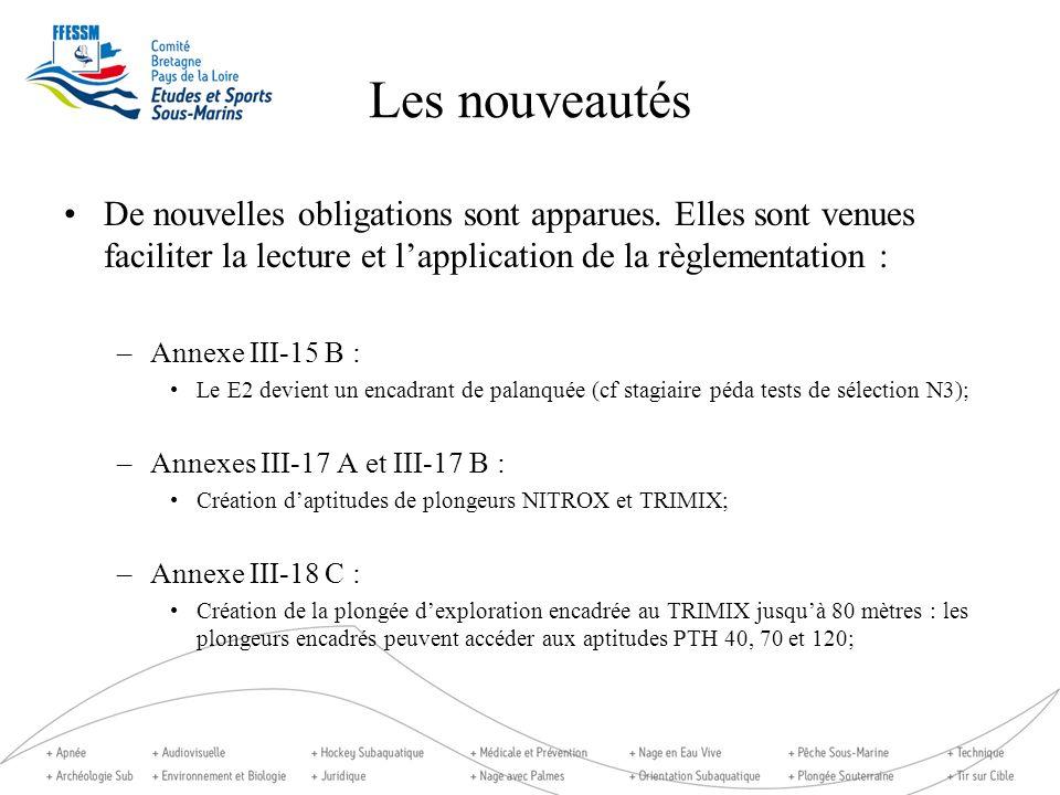 Lexistant modifié Article 322-72 : –Présence du DP sur le lieu de mise à leau ou dimmersion.