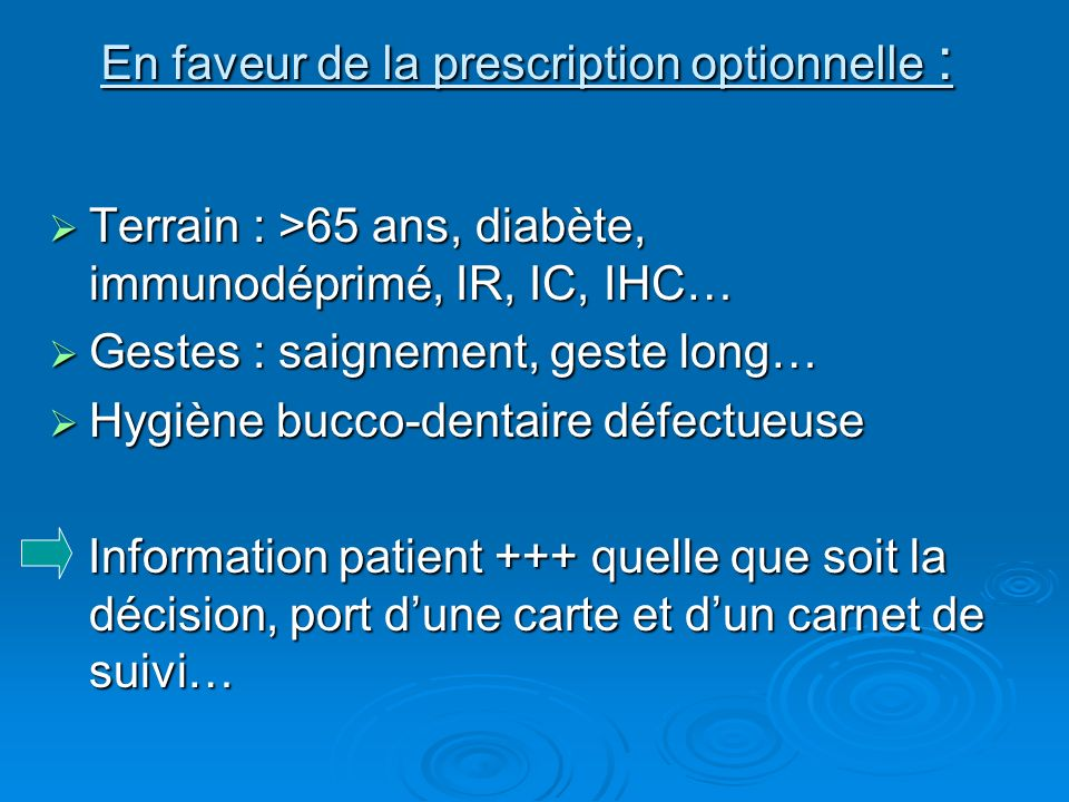 2) ORL : Groupe Groupe A B Adénoidectomie, amygdalectomie RECOMMANDEEOPTIONNELLE Chirurgie endoscop.