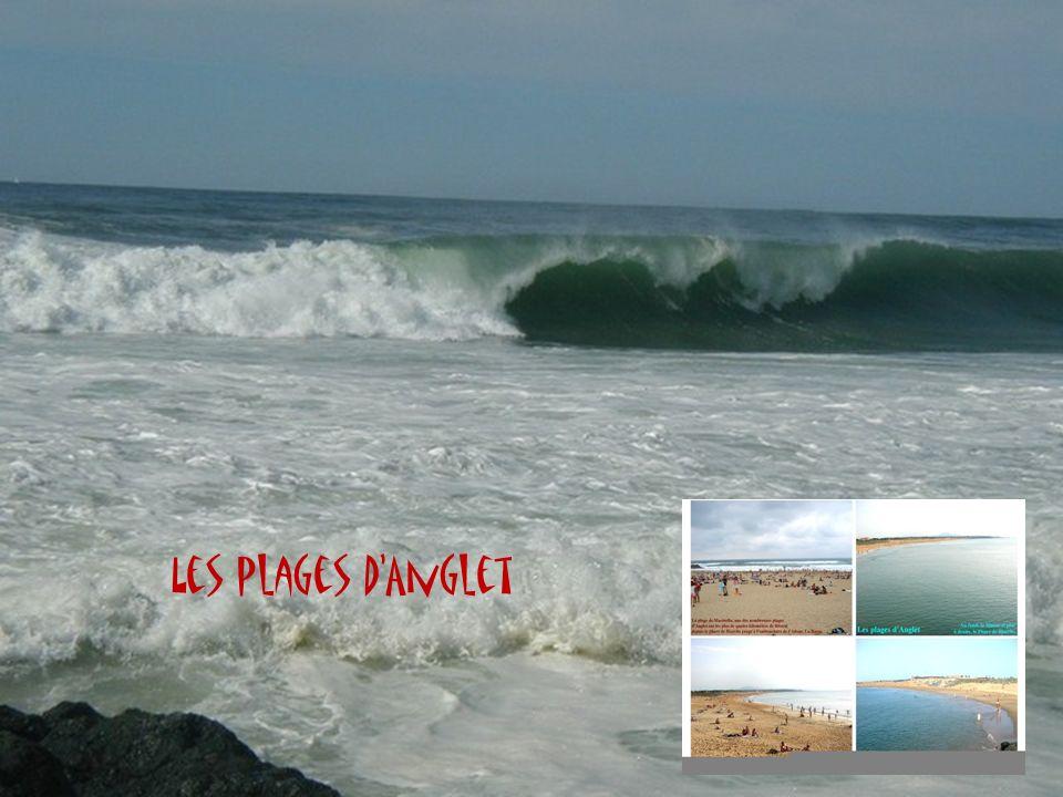 Les plages dAnglet