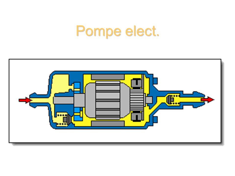 Pompe elect.