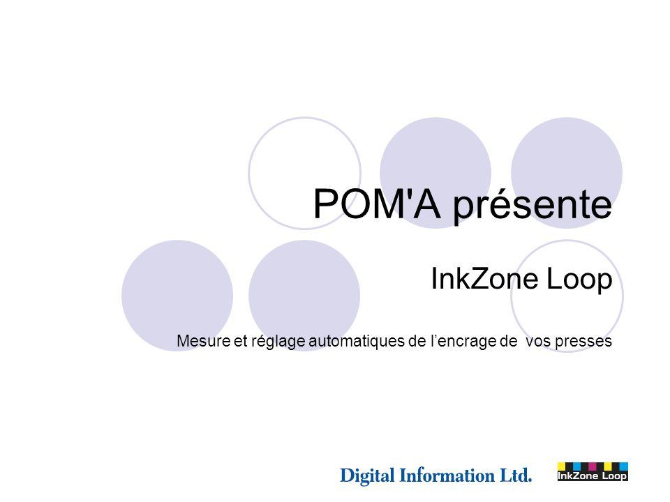 POM'A présente InkZone Loop Mesure et réglage automatiques de lencrage de vos presses