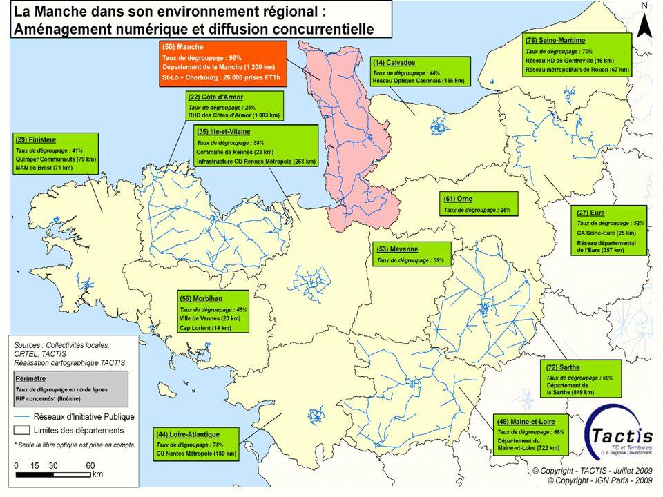 Un réseau de télécommunications de qualité Commercialisation de la fibre à domicile (FTTH) sur Saint-Lô, cest dores et déjà un succès sur Cherbourg, disponible en milieu dannée Proposition dune charte qualité et dune montée en débit du réseau WiFi (migration vers la technologie MIMO)