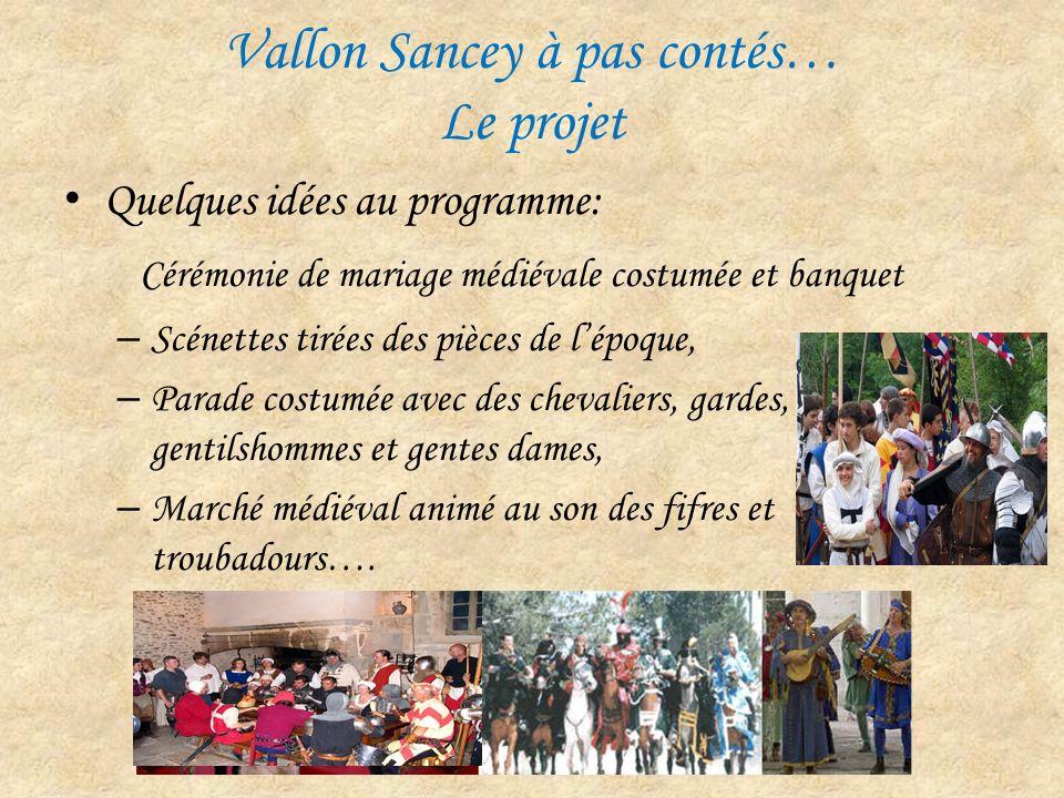 Vallon Sancey à pas contés… Nous avons besoin de vous.