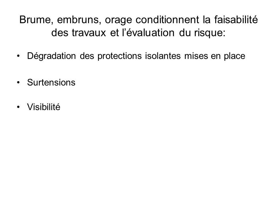 6.5 OPERATION DE NETTOYAGE SOUS TENSION Les opérateurs doivent : -avoir reçu une formation spécifique auprès dun organisme de formation agréé -utiliser du matériel agréé par le Comité des TST
