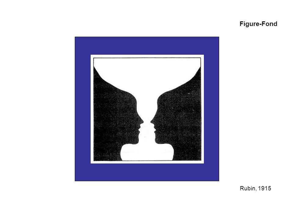 Rubin, 1915 Figure-Fond
