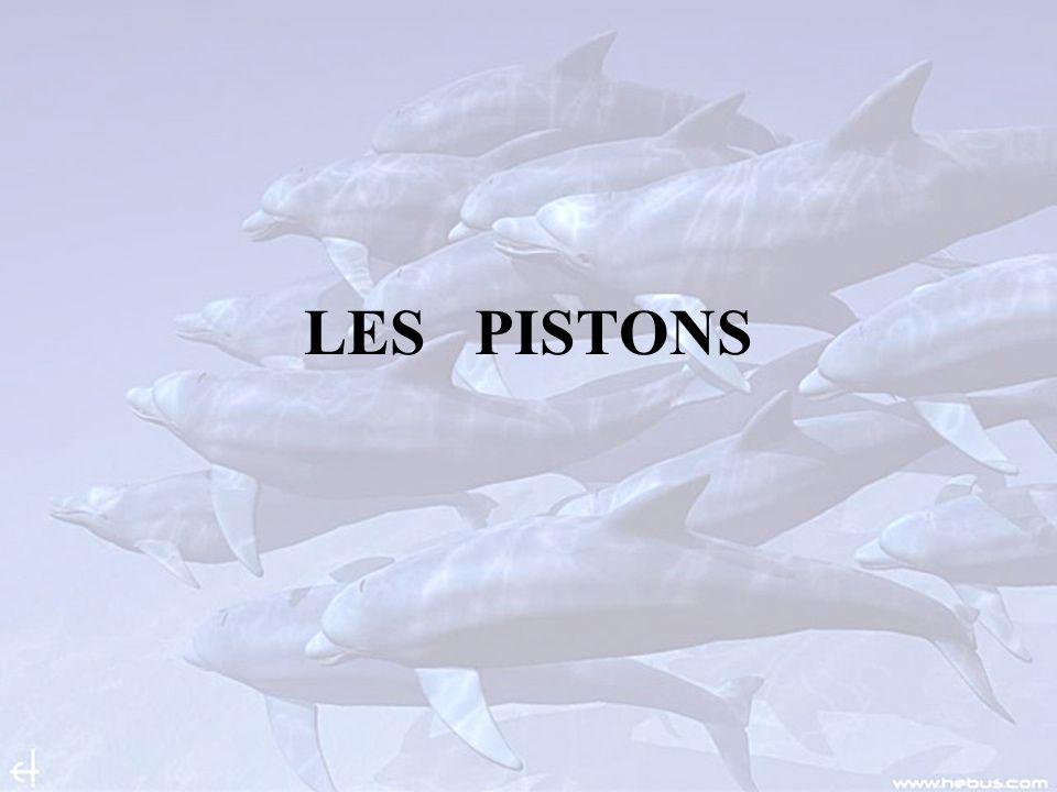LES PISTONS