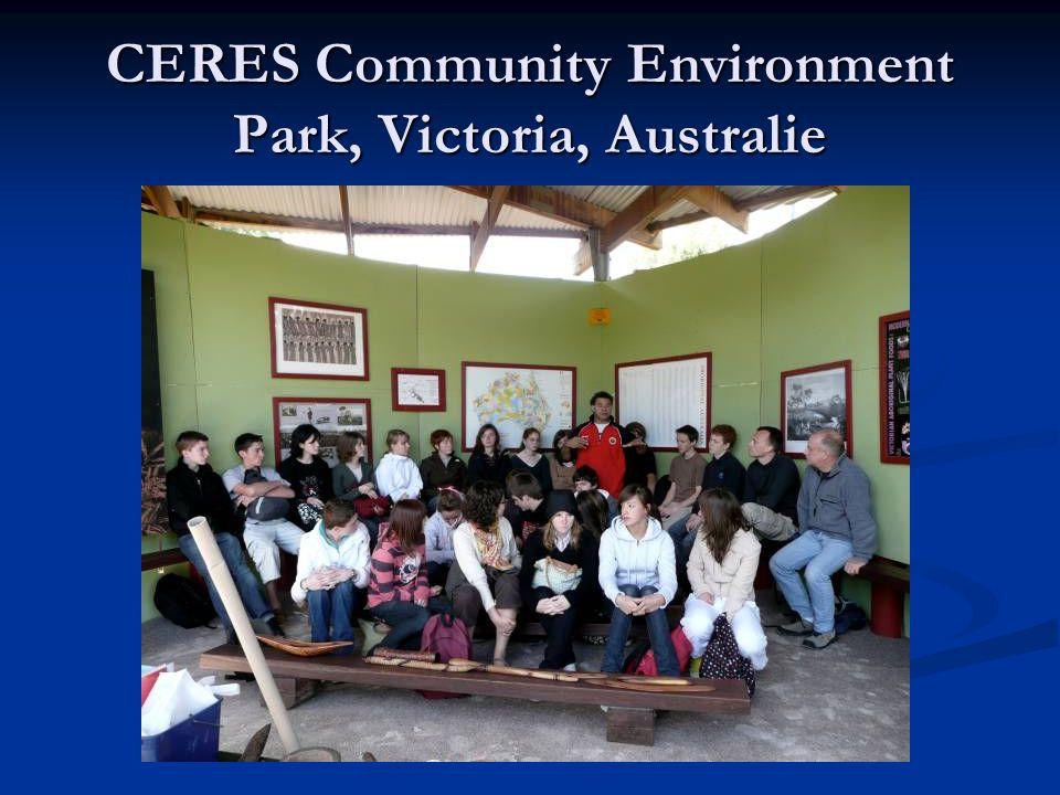 CERES Community Environment Park, Victoria, Australie