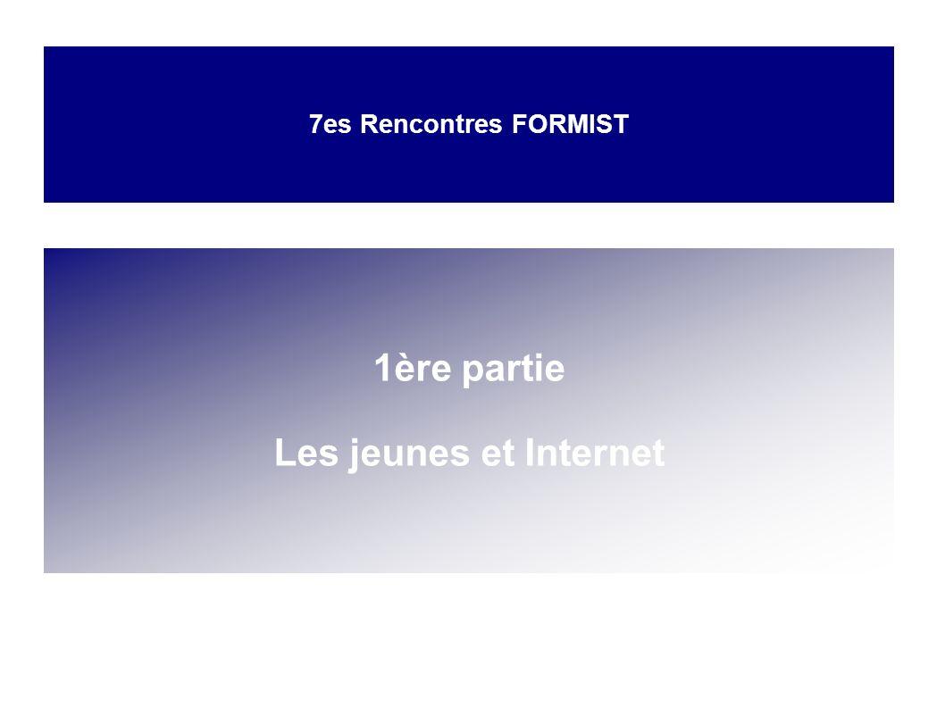 Enquêtes 1.CLEMI, « Les jeunes et Internet. Représentations, usages et appropriations », 2000 2.