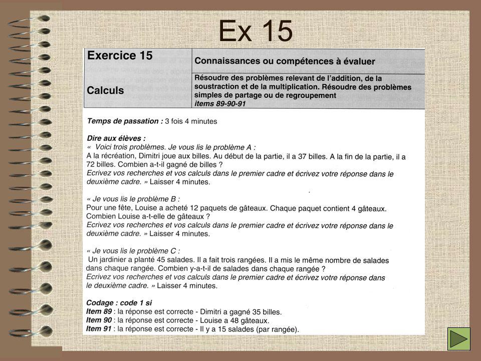 Les différentes catégories de problèmes additifs et soustractifs 1.Recherche de létat final : « Léo avait 3 billes.