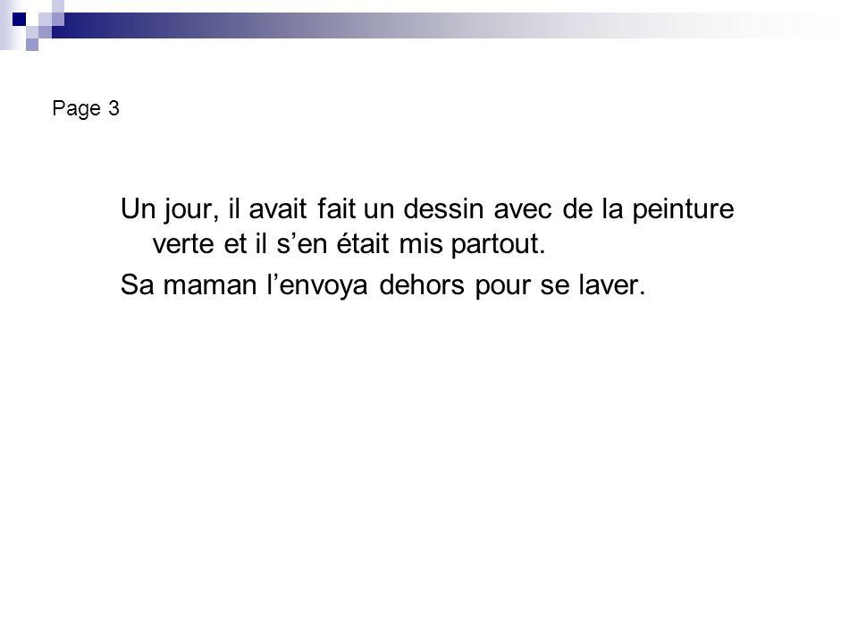 Trois tâches majoritaires à lécole maternelle (Boiron, 2003) 1.