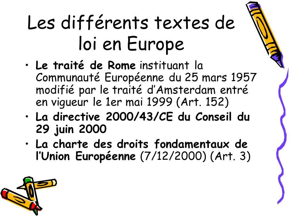 FORMATION EN SOINS INFIRMIERS Deux processus coexistent -La déclaration de Bologne (1999) -La stratégie de Lisbonne (2000) Ont initié le processus de lharmonisation européenne en matière de formation, compétences et qualifications, visant à la création dun espace européen de lenseignement supérieur dici à 2010.