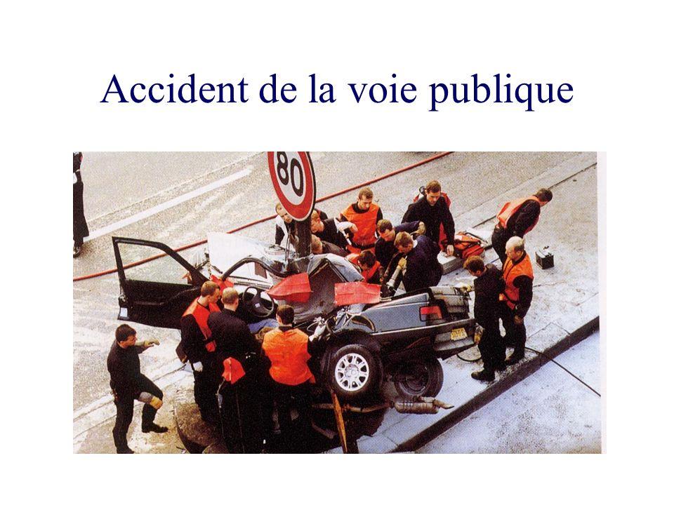 Accident de la voie publique