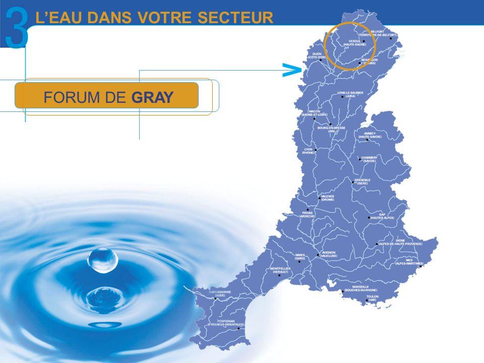 LEAU DANS VOTRE SECTEUR FORUM DE GRAY