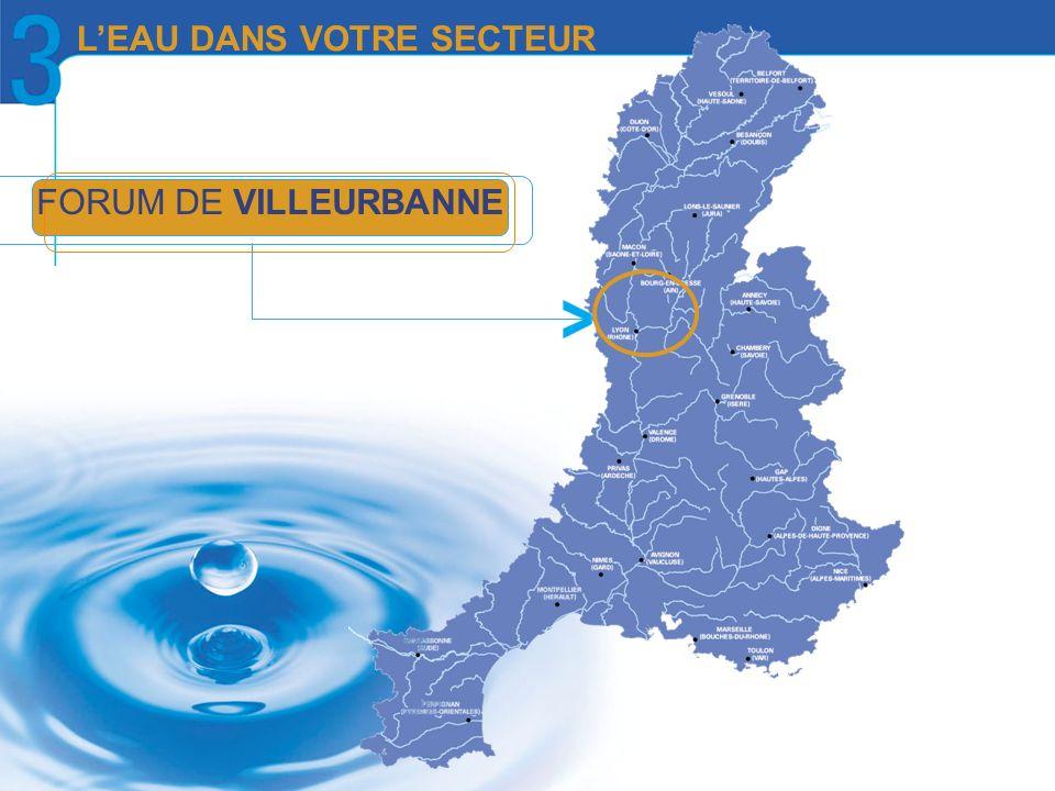 LEAU DANS VOTRE SECTEUR FORUM DE VILLEURBANNE