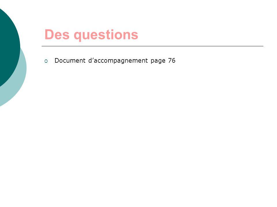 Des documents pédagogiques Document daccompagnement ÉduSCOL - CAP/Les nouveaux référentiels et programmes TP dévaluation de sciences physiques en CAP