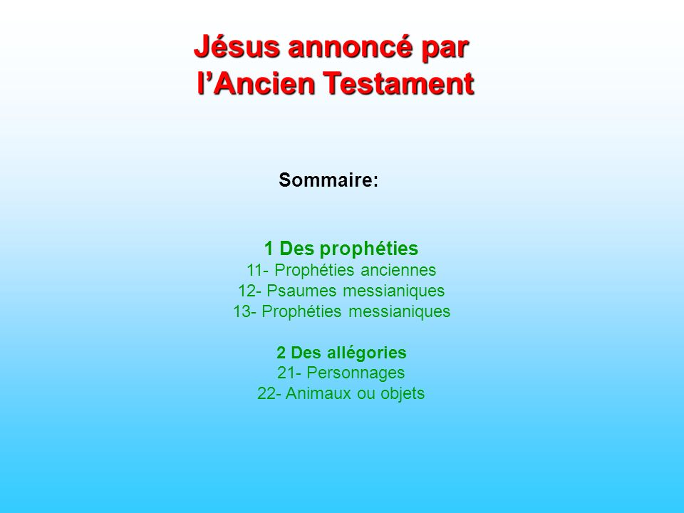1- Psaume 2 Moi, jai établi mon Roi par lonction sur Sion, ma montagne sainte.