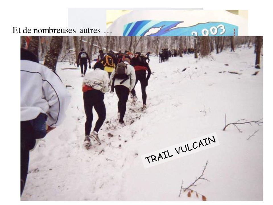 TRAIL VULCAIN