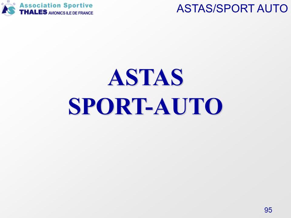 ASTAS/SPORT AUTO 95 ASTAS SPORT-AUTO
