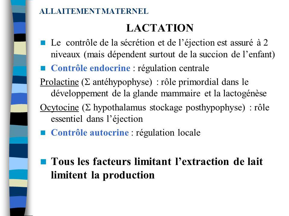 LE SEIN Alvéoles Lactocyte Cellule myoépithéliale
