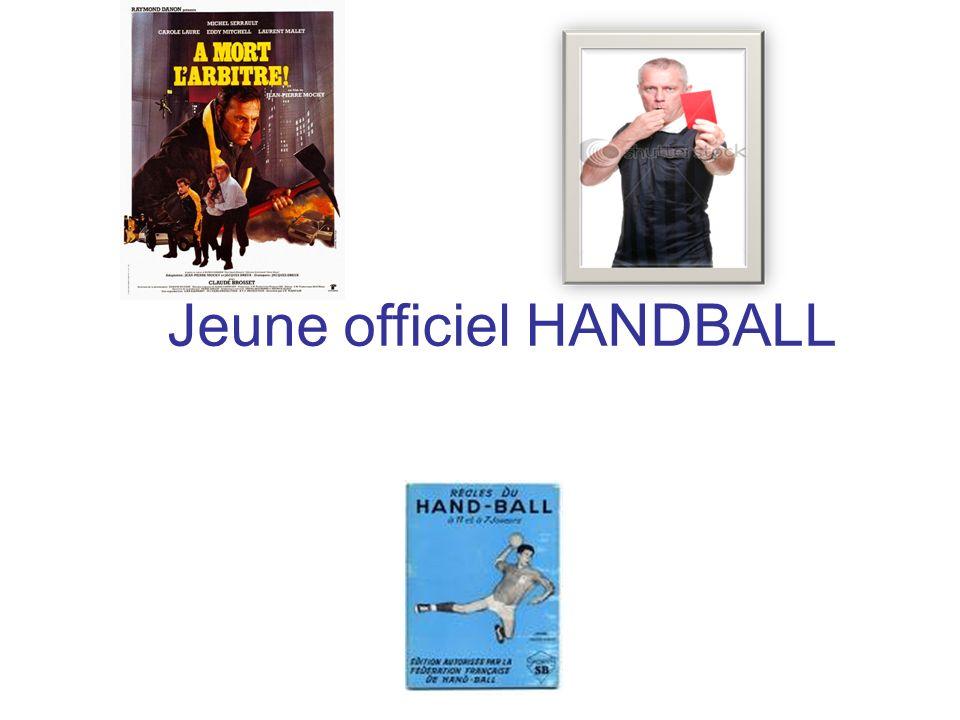 LES SANCTIONS Il existe en Handball, 2 types de sanctions : Les sanctions sportives : Jets Francs Jets de 7 m Les sanctions administratives : Elles sont de 4 types, peuvent être progressives ou non !!.