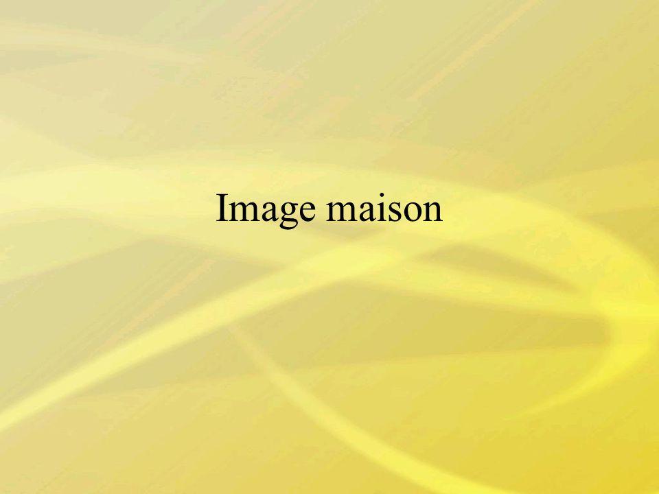 Image maison
