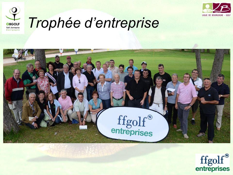 Trophée dentreprise 120 joueurs Dijon Bourgogne le 18 juin Saint Joseph vainqueur