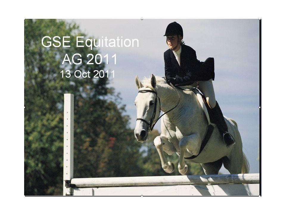 GSE Equitation AG 2011 13 Oct 2011