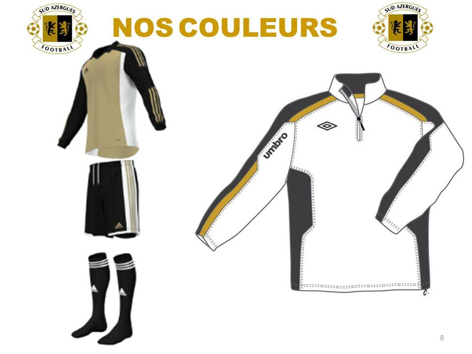 9 Un nouveau site internet http://Sudazerguesfootball.fr