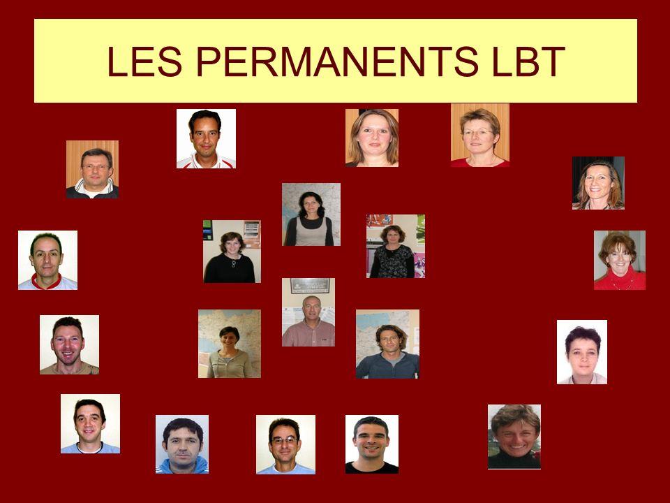 LES PERMANENTS LBT