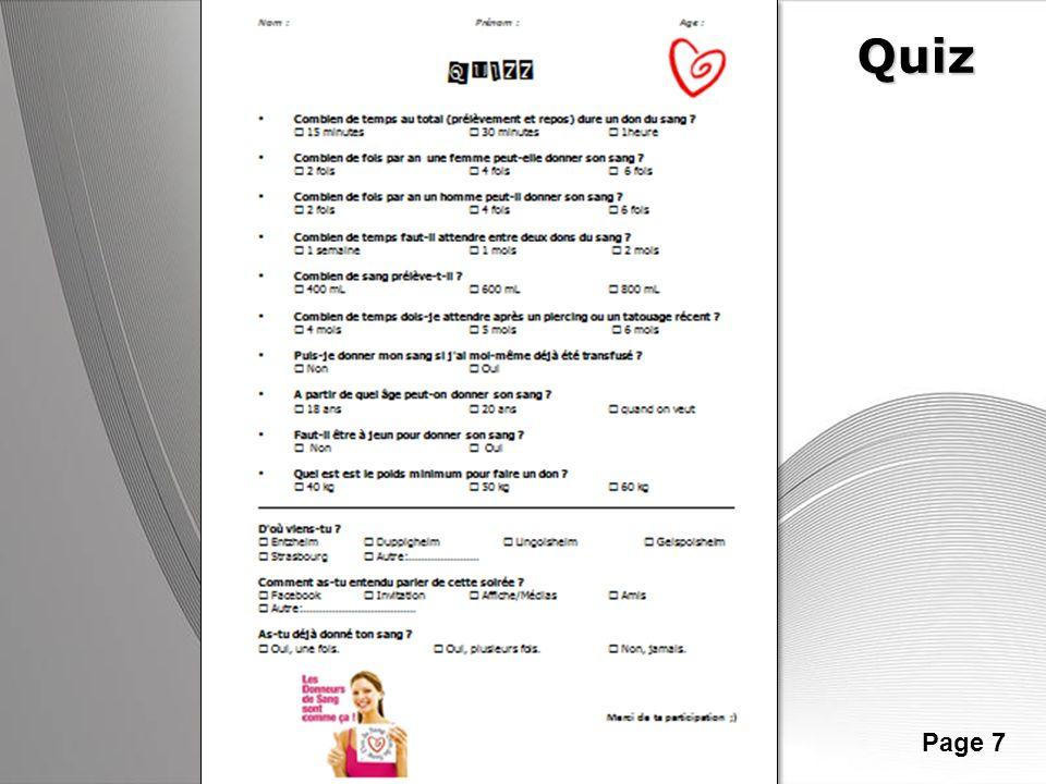 Powerpoint Templates Page 8 Promesse de don