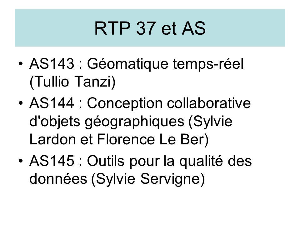 GETM Appel doffre rédigé en mai 2002 CNRS +IGN + CEMAGREF 425 KF 14 projets acceptés sur 17 soumis Vers un GETM II….