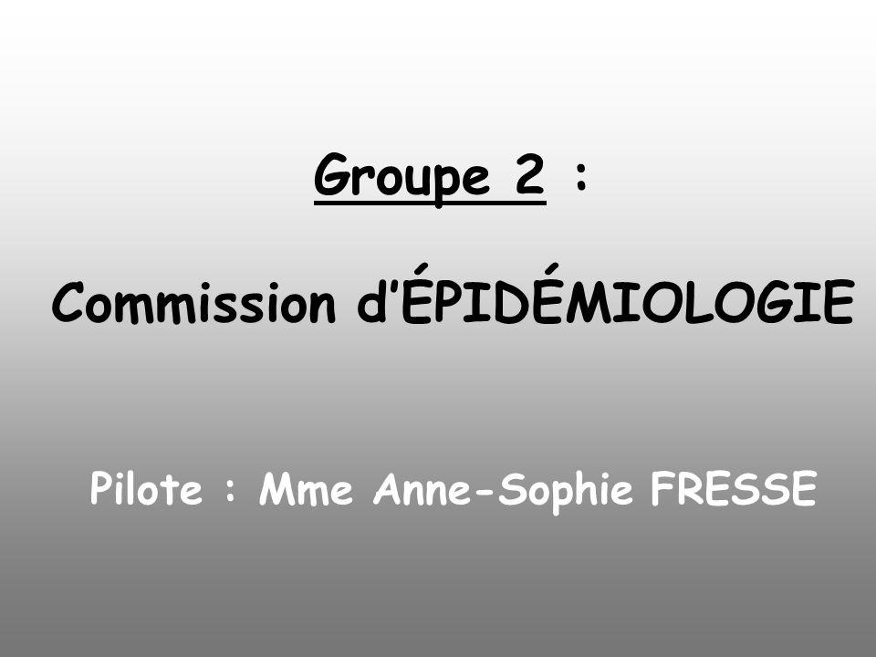 La Commission dÉPIDÉMIOLOGIE sest réunie le mardi 20 novembre 2012 Réflexion La COREVIH doit restituer tous les ans les cas de séropositivités VIH et en particulier les nouvelles contaminations de la Région Picardie.