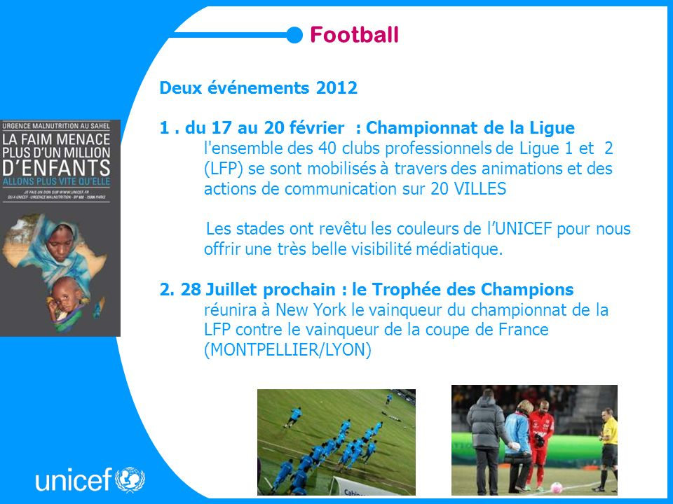 Football Deux événements 2012 1.