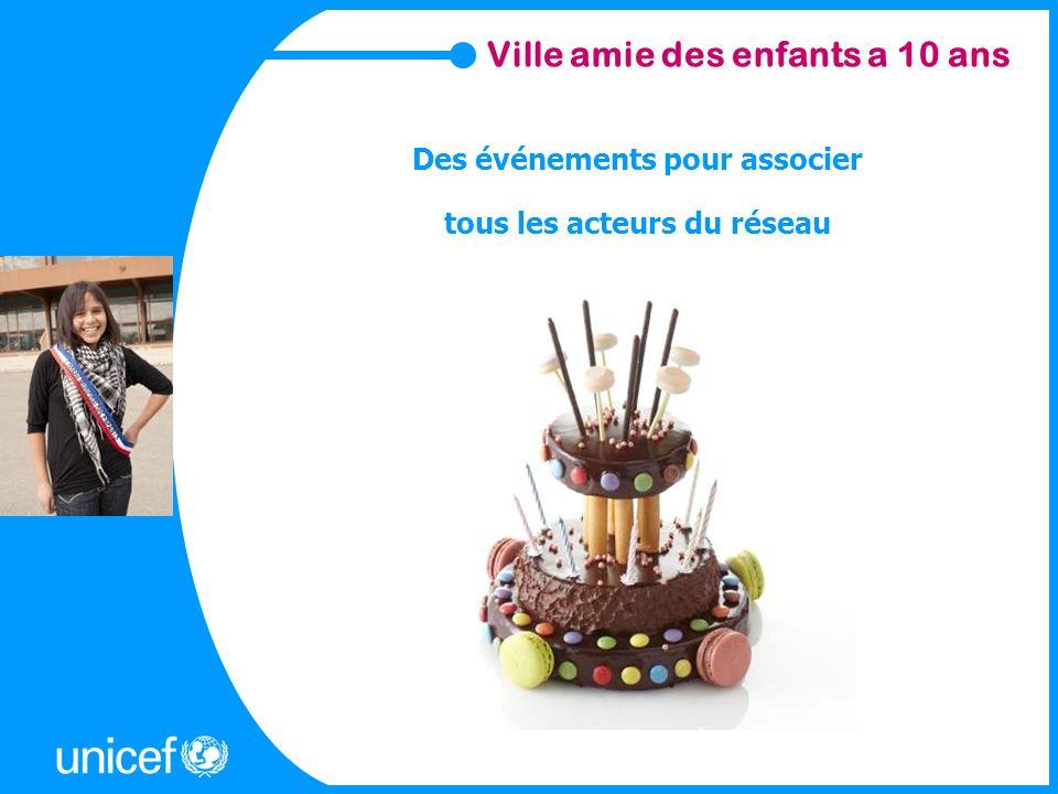 Un enrichissement Limplication des comités départementaux Un rapprochement grandissant avec la démarche Enfance en France Mettre lenfance et la jeunesse au cœur des priorités