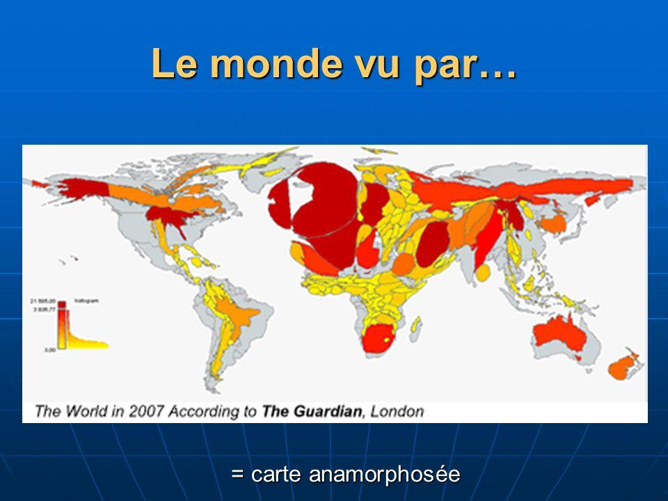 = carte anamorphosée