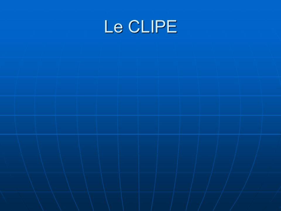 Le CLIPE