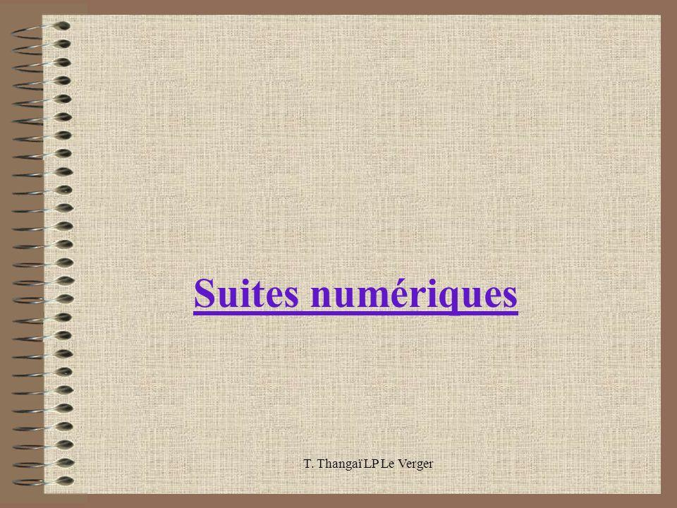 T. Thangaï LP Le Verger Suites numériques