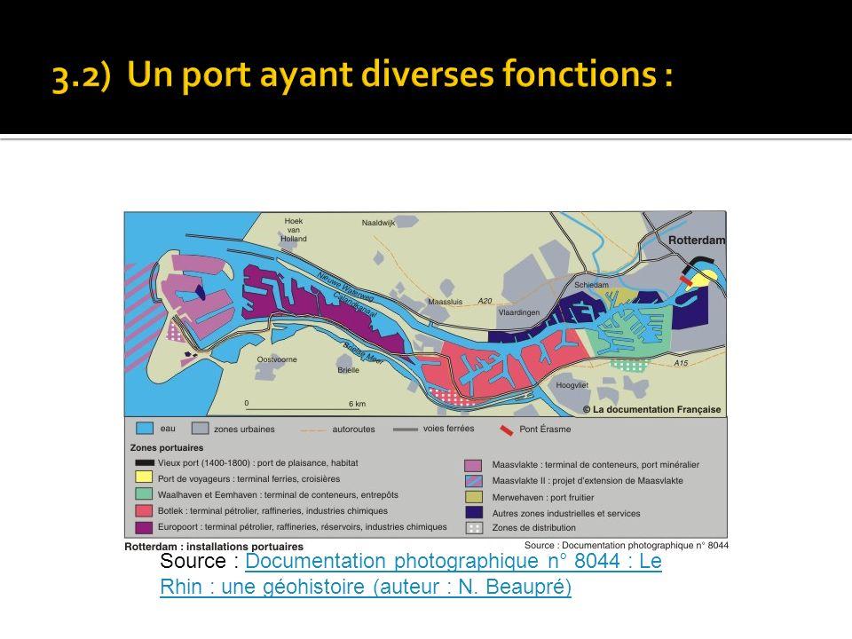 Source : Documentation photographique n° 8044 : Le Rhin : une géohistoire (auteur : N. Beaupré)Documentation photographique n° 8044 : Le Rhin : une gé