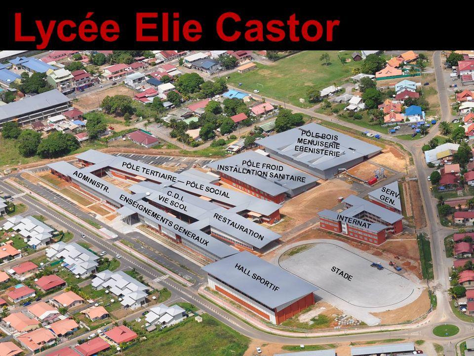 Lycée Elie Castor
